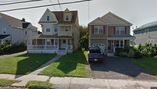 This Google Street View image shows the approximate location of 44 Norwood Ave{dot} in Long Branch. The property at this address changed hands in May 2019, when  Chastin Salvaggio  bought the property from  Interfaith Neighbors, Inc  for $405,000.