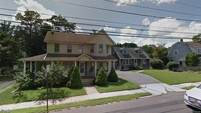 This Google Street View image shows the approximate location of 109 Atlantic Ave{dot} in Manasquan. The property at this address changed hands in May 2019, when William and Marie Cooper  bought the property from  Anthony Naughton Jr{dot}  and  David Naughton   for $445,000.