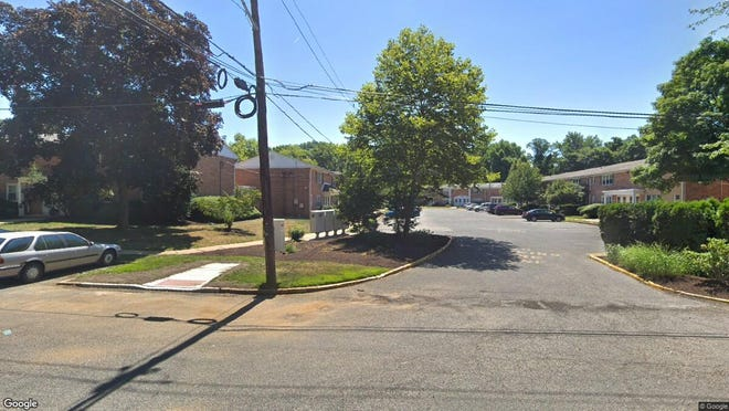 This Google Street View image shows the approximate location of 96 E{dot} Ave{dot} Unit 56 in Atlantic Highlands. The property at this address changed hands in April 2019, when  Kevin A Moore  bought the property from  R G Farney, LLC  for $150,000.