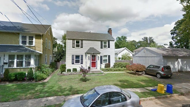 This Google Street View image shows the approximate location of 5 Ellis St{dot} in Freehold Borough. The property at this address changed hands in May 2019, when  Sean Linney  bought the property from  Natalie Ciarocco  and  David Rogers   for $255,000.