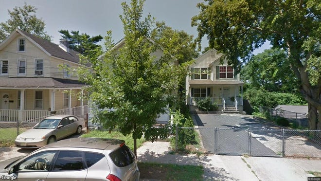 This Google Street View image shows the approximate location of 14 Tilton Ave{dot} in Red Bank. The property at this address changed hands in February 2019, when  Frank Cannizzaro  and  Vincen Falzone   bought the property from  John K Romano  for $350,000.