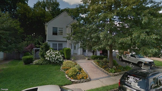 This Google Street View image shows the approximate location of 34 Reid Way in Freehold Borough. The property at this address changed hands in March 2019, when  Jamol Elbaev  bought the property from Mikkalisa and Leonard Lefkowitz  for $395,000.