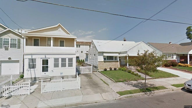 This Google Street View image shows the approximate location of 302 Park Place Ave{dot} in Bradley Beach. The property at this address changed hands in May 2019, when Donald J and Mary Ann Greenberg  bought the property from  Chin, Deborah Y & Doreen Y,Trustees  for $515,000.