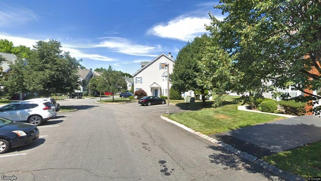 This Google Street View image shows the approximate location of 9 Alpine Road in Holmdel. The property at this address changed hands in May 2019, when  Sabrina Hayes  bought the property from  9 Alpine Ib LLC  for $467,500.