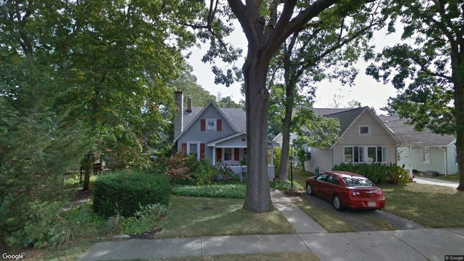 This Google Street View image shows the approximate location of 1730 L St{dot} in Wall. The property at this address changed hands in May 2019, when  Tiny G Properties LLC  bought the property from  Mary R White  and  Robin W Harvey   for $310,000.