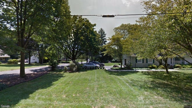 This Google Street View image shows the approximate location of 34 Rosslyn Court in Little Silver. The property at this address changed hands in May 2019, when Nargiz and Robert Scott Bald  bought the property from Judith D and Edwin John Messerli  for $765,000.