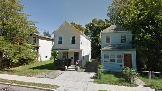 This Google Street View image shows the approximate location of 252 Fisher Ave{dot} in Neptune. The property at this address changed hands in May 2019, when  252 Fisher LLC  bought the property from  Darrell Furman  for $115,000.