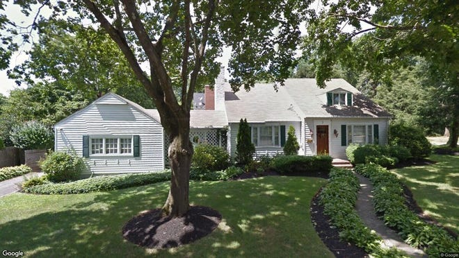 This Google Street View image shows the approximate location of 7 Hillside Place in Fair Haven. The property at this address changed hands in April 2019, when Chris and Erinn Bunge  bought the property from William T and Cheryl G Kinnelly  for $670,000.