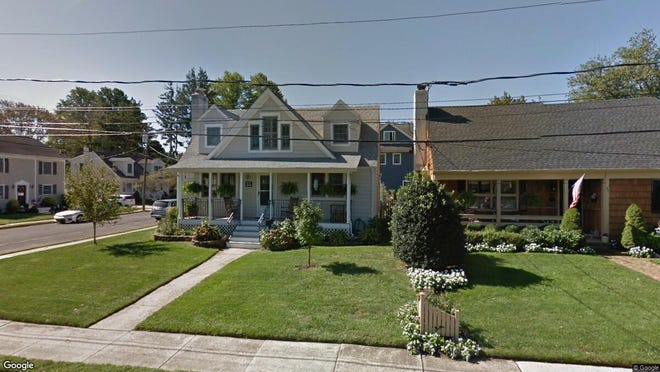 This Google Street View image shows the approximate location of 35 Gertrude Place in Manasquan. The property at this address changed hands in May 2019, when  Louis Barbera  bought the property from Michael L and Karen L Pattman  for $685,000.