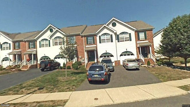 This Google Street View image shows the approximate location of 33 Heron Court in Manalapan. The property at this address changed hands in May 2019, when  John E Kresge  bought the property from  Jennifer Lauro  for $290,000.