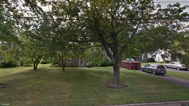 This Google Street View image shows the approximate location of 122 E{dot} End Ave{dot} in Shrewsbury Borough. The property at this address changed hands in April 2019, when  Erica Galano  and  Iii Vincent   bought the property from  Christiana Trust,Trustee,Etal%Rushm  for $490,000.