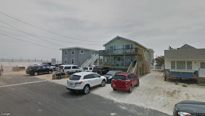 This Google Street View image shows the approximate location of 220 Merivale Ave{dot} Unit 3 in Beach Haven. The property at this address changed hands in May 2019, when  Daniel M Todd  bought the property from  Lois A Rowe  for $750,000.