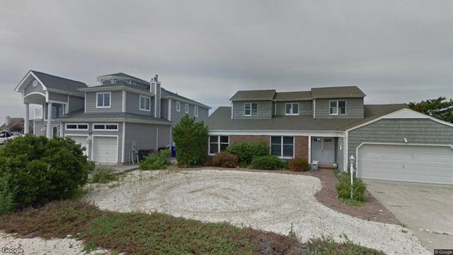 This Google Street View image shows the approximate location of 330 Cove Drive in Brick. The property at this address changed hands in April 2019, when John F and Cynthia A Tratnyek  bought the property from Michael and Janell Cerino  for $1,400,000.
