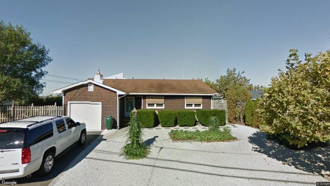 This Google Street View image shows the approximate location of 37 Osprey Drive in Toms River. The property at this address changed hands in May 2019, when  Robert J Defilippis Jr{dot}  and  Jill M Defilippis   bought the property from  Donald M Aronson  and  Paul B Everitt   for $395,000.
