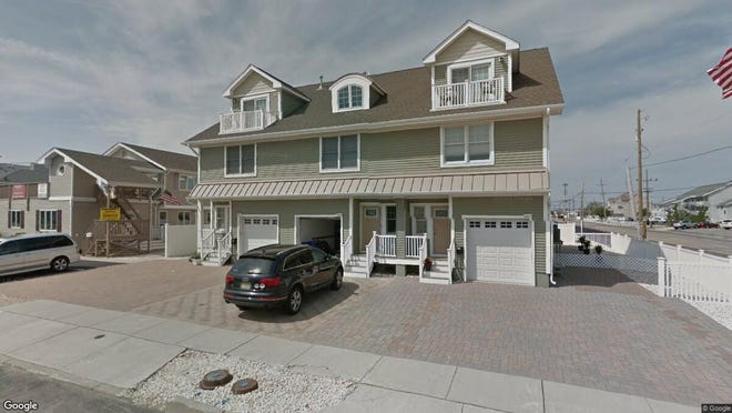This Google Street View image shows the approximate location of 102B Third Ave{dot} in Toms River. The property at this address changed hands in May 2019, when Mark and Maria Broadhurst  bought the property from  Grand Five Realty Corporation  for $525,000.