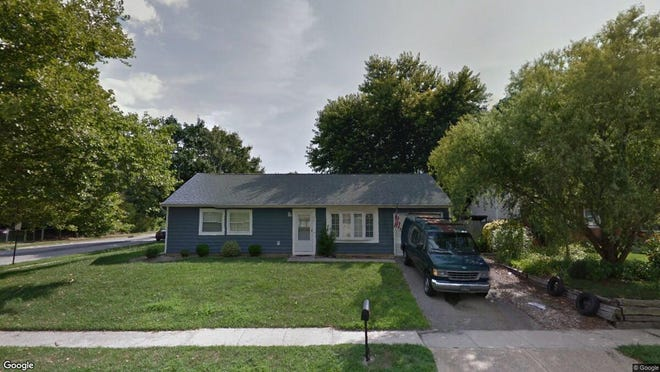 This Google Street View image shows the approximate location of 139 Schooner Ave{dot} in Barnegat. The property at this address changed hands in May 2019, when David and Jennifer Rivera  bought the property from  Am Development Llp  for $189,900.