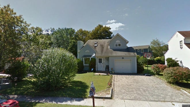 This Google Street View image shows the approximate location of 33 Shelli Terrace in Barnegat. The property at this address changed hands in May 2019, when  Erik Padilla  and  Margie Rivera   bought the property from  129 Jordan Rd LLC  for $220,000.