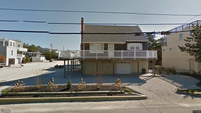 This Google Street View image shows the approximate location of 6309C Long Beach Blvd{dot} in Harvey Cedars. The property at this address changed hands in May 2019, when  Luke Nasta  and  Mary Mcbrien   bought the property from  Peter Caruso Jr{dot}  for $915,000.
