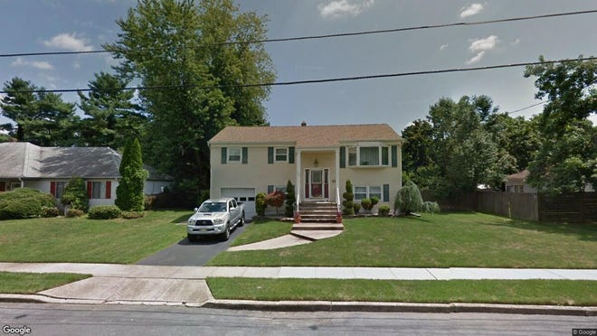 This Google Street View image shows the approximate location of 50 Fox Drive in Jackson. The property at this address changed hands in April 2019, when  14 Deer Holdings LLC  bought the property from  Florence Freiberger  and  C O'Hara   for $286,000.