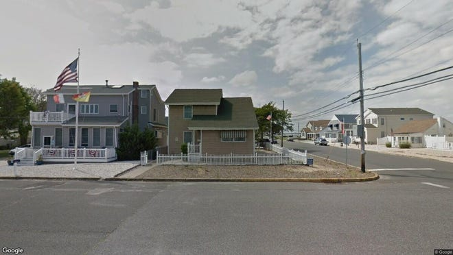 This Google Street View image shows the approximate location of 1500 Baltimore Ave{dot} in Lavallette. The property at this address changed hands in May 2019, when  Francine J Young  bought the property from  Michael Galloway  for $775,000.