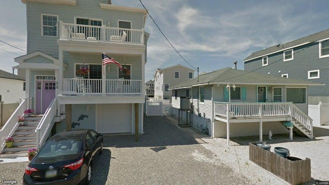 This Google Street View image shows the approximate location of 12 W{dot} New York Ave{dot} in Long Beach Township. The property at this address changed hands in May 2019, when Charles and Jill Tomeo  bought the property from Thomas C and Mary Lou Readinger  for $820,000.