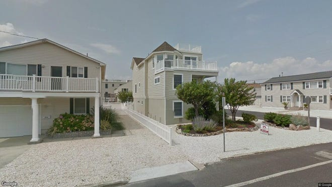 This Google Street View image shows the approximate location of 2618 Atlantic Ave{dot} in Long Beach Township. The property at this address changed hands in May 2019, when Leonello and Fillippina Savo  bought the property from Robert and Karyn Gasser  for $1,305,000.
