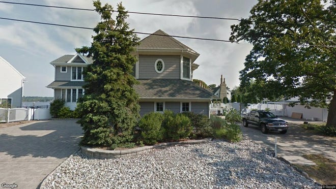 This Google Street View image shows the approximate location of 204 Prospect Ave{dot} in Pine Beach. The property at this address changed hands in April 2019, when Ralph F and Cristina Fedele  bought the property from Gary F and Deborah T Crowell  for $1,210,000.