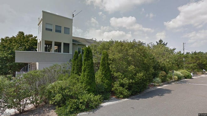 This Google Street View image shows the approximate location of 1201 Seaview Ave{dot} in Barnegat Light. The property at this address changed hands in May 2019, when Charles P and Tracy S Hehmeyer  bought the property from Holly and Devereaux M Trumpovicz  for $1,275,000.