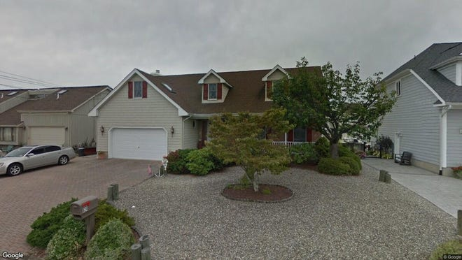 This Google Street View image shows the approximate location of 824 Forepeak Drive in Lacey. The property at this address changed hands in May 2019, when  Nicholas M Petricevich  bought the property from  Lange, Harold Trust  for $399,900.