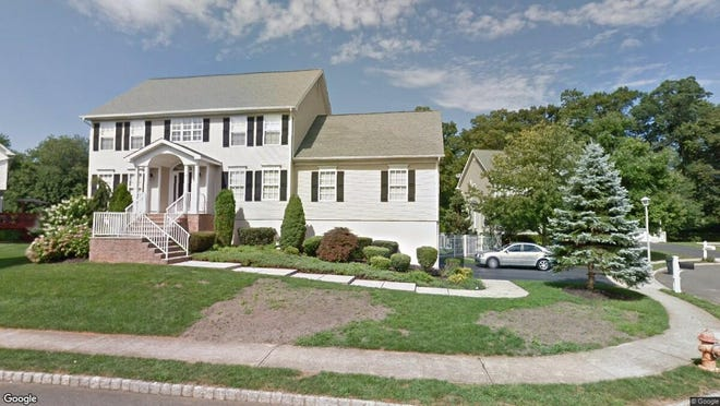 This Google Street View image shows the approximate location of 28 Hamilton Hill Road in Middletown. The property at this address changed hands in June 2019, when  Gotto, Samuel M & Frances Riozzi -  bought the property from Vincent J and Rosemary A Clappsy  for $750,000.