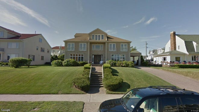 This Google Street View image shows the approximate location of 16 Neptune Ave{dot} in Deal. The property at this address changed hands in May 2019, when  16 Neptune Avenue, LLC  bought the property from David and Jaclyn Sitt  for $4,300,000.