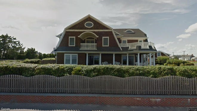 This Google Street View image shows the approximate location of 2509 Ocean Ave{dot} in Spring Lake. The property at this address changed hands in December 2018, when  2509 Ocean, LLC  bought the property from  Gwendolyn M Thompson  for $6,750,000.