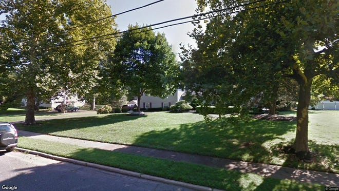 This Google Street View image shows the approximate location of 16 Overbrook Drive in Freehold Township. The property at this address changed hands in May 2019, when Daniel and Erin Macintyre  bought the property from William and Andreea Dilorenzo  for $575,000.