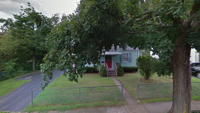 This Google Street View image shows the approximate location of 40 Schiverea Ave{dot} in Freehold Borough. The property at this address changed hands in June 2019, when John P and Jessica Weir  bought the property from Timothy and Maricruz Ackerman  for $285,000.