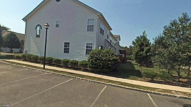 This Google Street View image shows the approximate location of 17 Heron Court in Manalapan. The property at this address changed hands in April 2019, when  Kevin P Lin and  Ariane L Seto  bought the property from Michael and Stacy Perinelli  for $299,900.