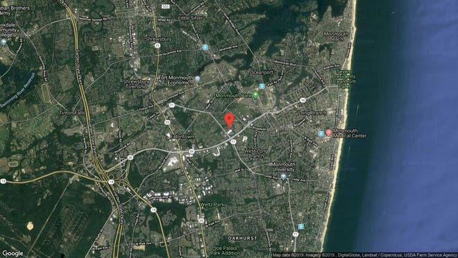 This aerial photo shows the approximate location of 3 Belmont Court in West Long Branch. The property at this address changed hands in May 2019, when  Jill A Wisialko  bought the property from Christopher and Christine Dobson  for $315,000.