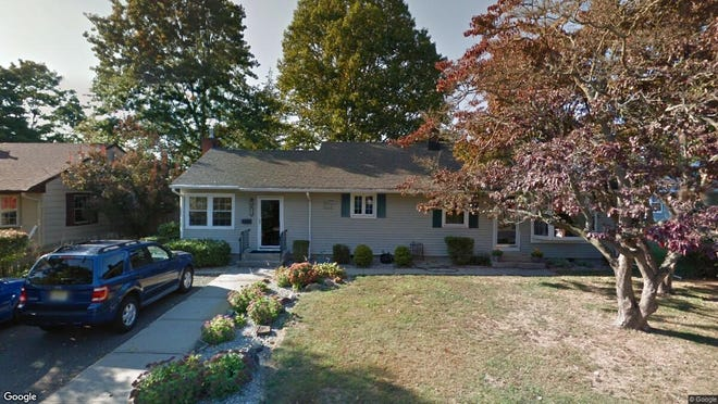 This Google Street View image shows the approximate location of 19 Eton Place in Eatontown. The property at this address changed hands in May 2019, when Howard and Denise Woolley  bought the property from Peter and Linda Stahl  for $305,000.