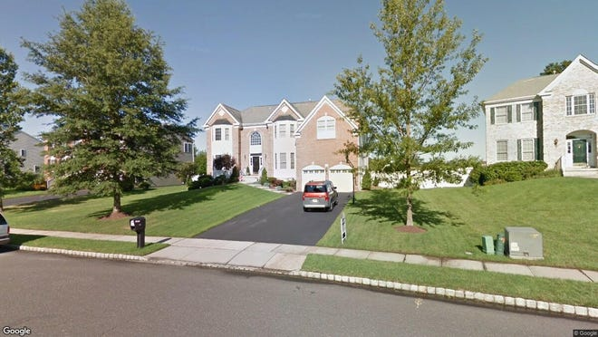 This Google Street View image shows the approximate location of 398 Vassar Drive in Freehold Township. The property at this address changed hands in May 2019, when  Theresa Vaccaro  bought the property from Carols G and Dina Mendes  for $765,000.