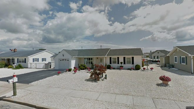 This Google Street View image shows the approximate location of 218 Rahway Road in Barnegat. The property at this address changed hands in January 2019, when  Lynn Smeriglio  bought the property from  Perillo Family Trust  for $286,700.