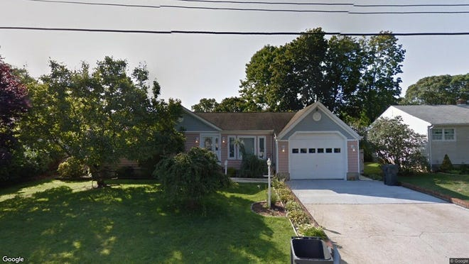 This Google Street View image shows the approximate location of 4 Midpark Drive in Brick. The property at this address changed hands in April 2019, when Russell W and Eileen F Wallin  bought the property from  Southside Nsp 2017-4 LLC  for $325,000.