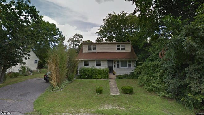 This Google Street View image shows the approximate location of 19 Hoover Drive in Brick. The property at this address changed hands in May 2019, when  Byron Harrold  bought the property from  Nancy Le Rugilo  for $229,900.
