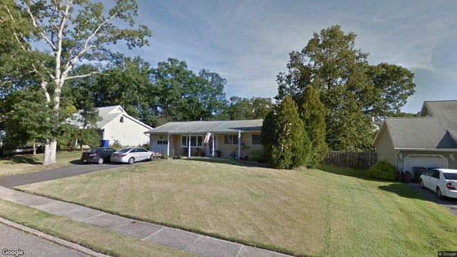 This Google Street View image shows the approximate location of 914 Stafford Drive in Toms River. The property at this address changed hands in May 2019, when  Mark P Mooney Jr{dot} and  Britanny Newton  bought the property from  Steven Dadd and  Danielle Winter  for $289,000.