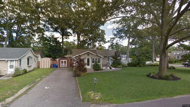 This Google Street View image shows the approximate location of 117 Garfield Ave{dot} in Toms River. The property at this address changed hands in May 2019, when  Christopher Mawson  bought the property from Jeffrey S and Robin M Ladd  for $245,000.