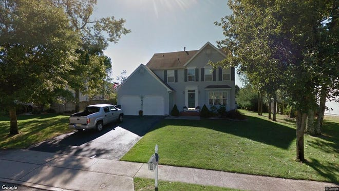 This Google Street View image shows the approximate location of 355 Grande River Blvd{dot} in Toms River. The property at this address changed hands in May 2019, when  Jacob Cohen  bought the property from Joseph and Linda Vazquez  for $408,000.