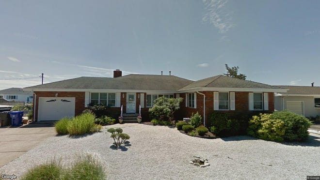 This Google Street View image shows the approximate location of 1857 Cable Drive in Toms River. The property at this address changed hands in May 2019, when  Donna Koby  bought the property from  Bianca Esposito  for $410,000.