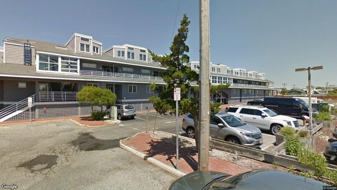 This Google Street View image shows the approximate location of 1000 N{dot} Bay Ave{dot} Unit C24 in Beach Haven. The property at this address changed hands in May 2019, when  Richard Donato  bought the property from Paul D and Linda M Boney  for $640,000.