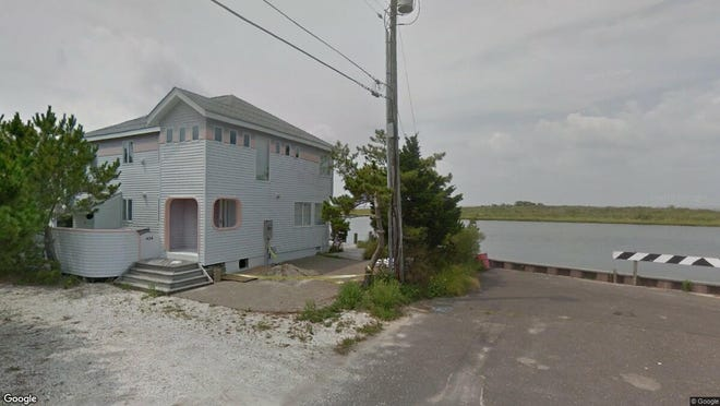 This Google Street View image shows the approximate location of 434 Iroquois Ave{dot} in Beach Haven. The property at this address changed hands in May 2019, when  Henry S Kane Jr{dot} and  Carey G Kane  bought the property from Gary and Irene Mottola  for $1,151,500.