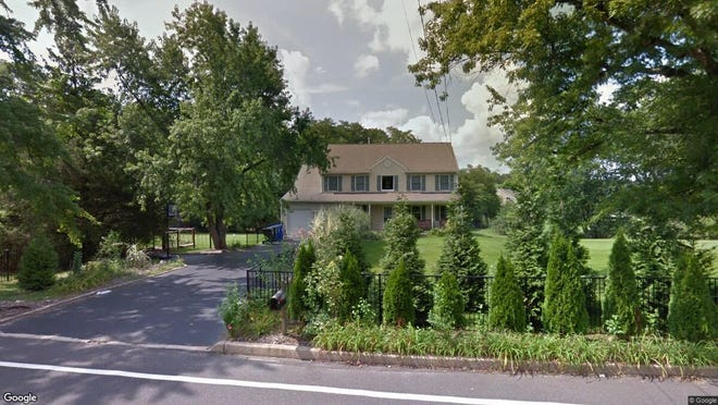 This Google Street View image shows the approximate location of 1594 Todd Road in Toms River. The property at this address changed hands in May 2019, when Joseph and Christine Koppenhaver  bought the property from Jaime and Jessica Adams  for $480,000.