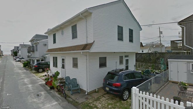 This Google Street View image shows the approximate location of 70 Channel Way in Toms River. The property at this address changed hands in May 2019, when Robert C and Emily S Opp  bought the property from  Magierowski, W J & E D Trust  for $375,000.