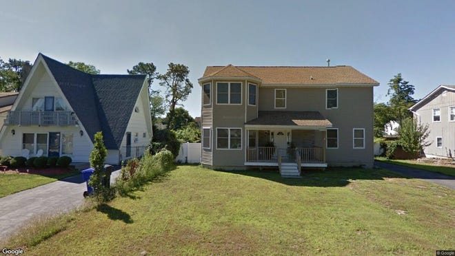 This Google Street View image shows the approximate location of 241 Aldo Drive in Toms River. The property at this address changed hands in June 2019, when Brian and Katherine Boeckel  bought the property from  Sholom Engel and  Hinda Zlotnick  for $339,900.